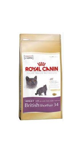 ROYAL CANIN British Shorthair, 2 кг